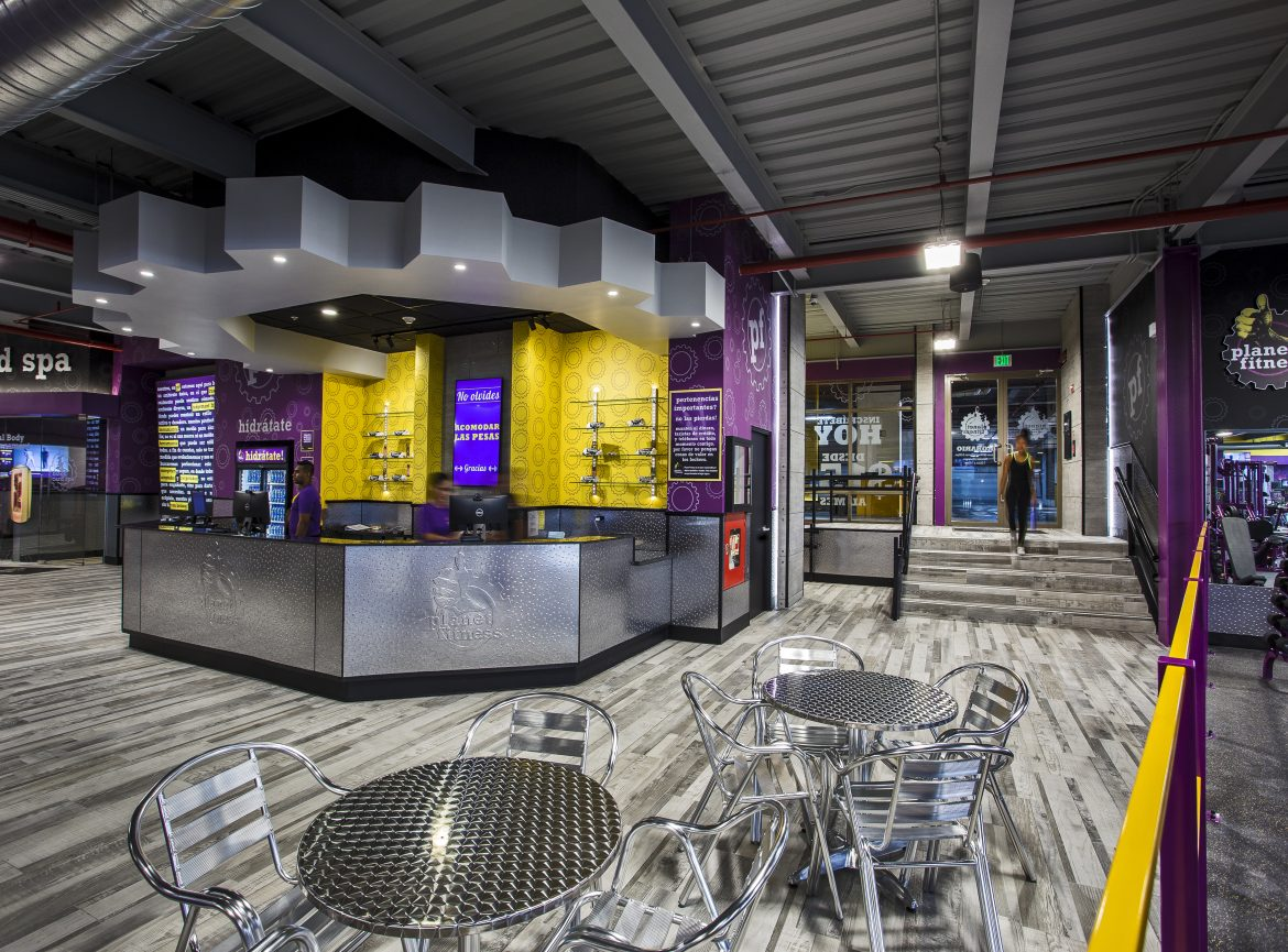 Project Completion – Planet Fitness (Arraiján)